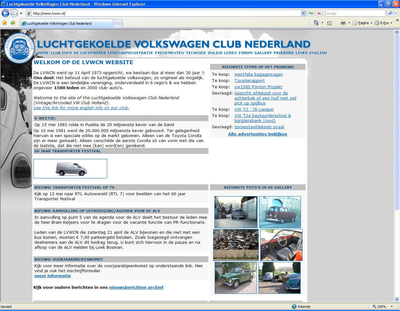 volkswagen club deutschland